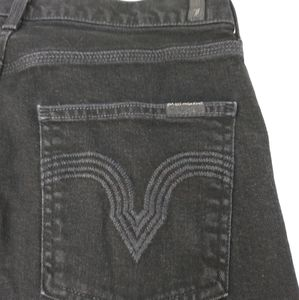 7 For All Mankind Floyd 4 Button Jeans Men's Sz 34